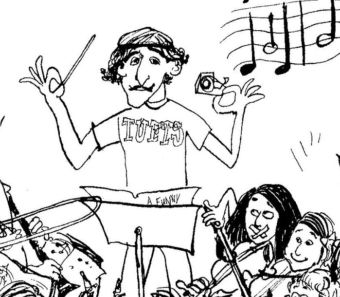 Forum pit orchestra cartoon 1973 cropped