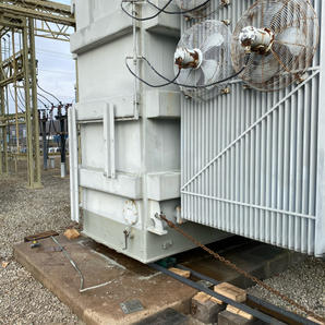 Transformer Change Out
