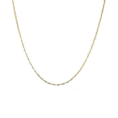 Tokyo snake chain necklace