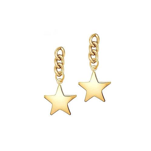 Sydney star drop earrings