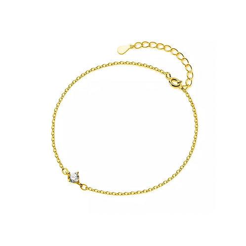 Mila crystal bracelets