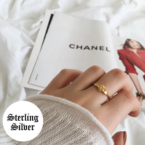Baby adjustable ring