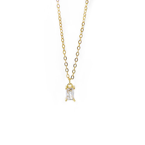 Tilly dainty crystal necklaces