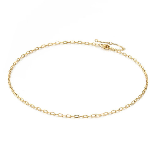 Michelle dainty chain necklaces