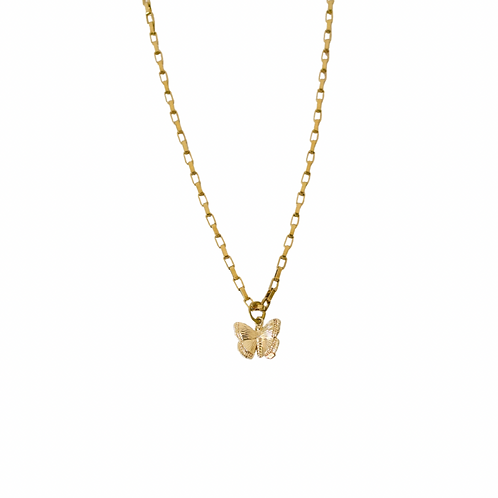 Oriella butterfly necklaces