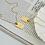 Thumbnail: Anne positive quote necklaces