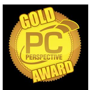pcper_gold award