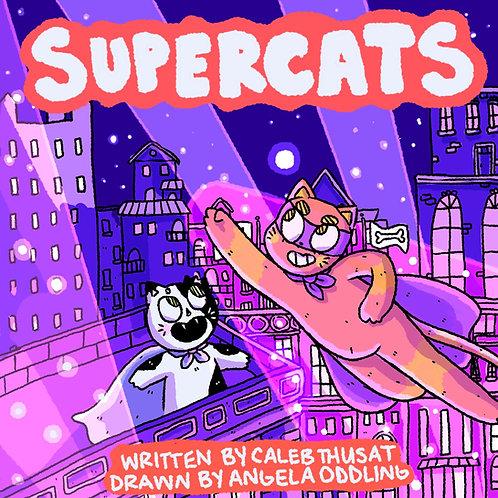Supercats Kickstarter Edition