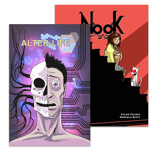 Alter-Life and Nook - 2 Pack