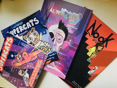 Village Comics Retailer Bundle