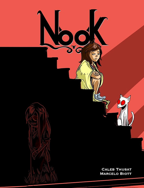Nook Complete Hardcover Edition