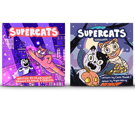 Supercats Retailer Bundle