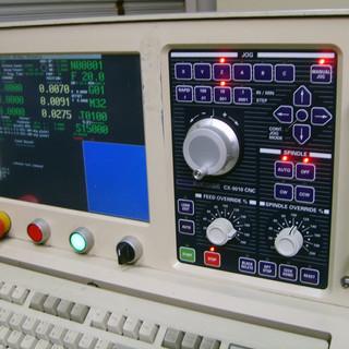CX-9010 with jog wheel panel