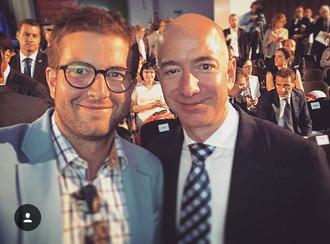Matteo Basei Jeff Bezos