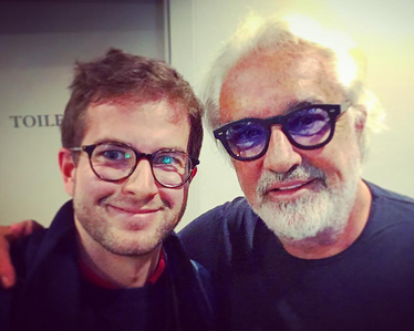 Matteo Basei Flavio Briatore