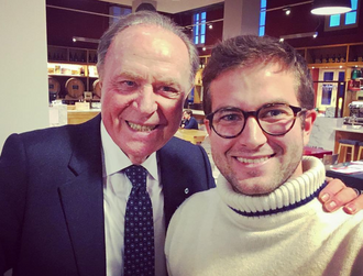 Matteo Basei Ennio Doris
