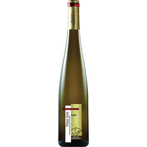 Domaine Seilly Alsace Expression Pinot Gris Cuvee Particuliere Schenkenberg 2009