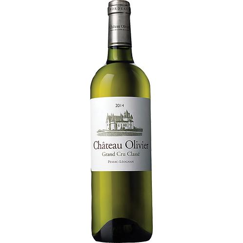 Château Olivier Blanc 2014