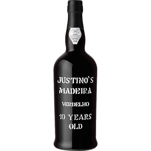 Justino's Madeira Verdelho 10 Years Old (Medium Dry)