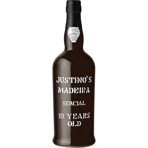 Justino's Madeira Sercial 10 Years Old (dry)