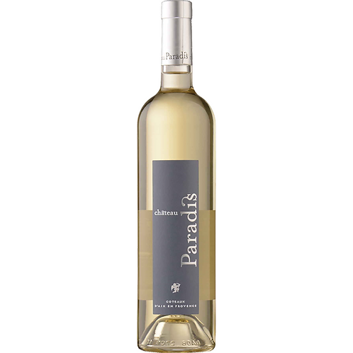 Château Paradis Blanc 2014