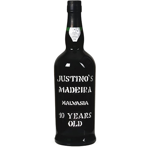 Justino's Madeira Malvasia 10 Years Old (Rich/Sweet)