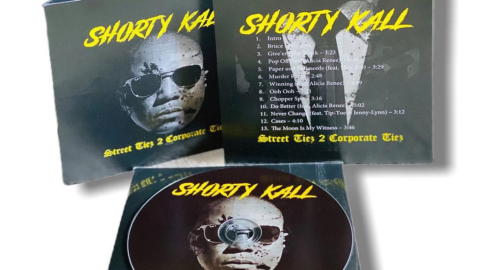 Street Tiez 2 Corporate Tiez Album