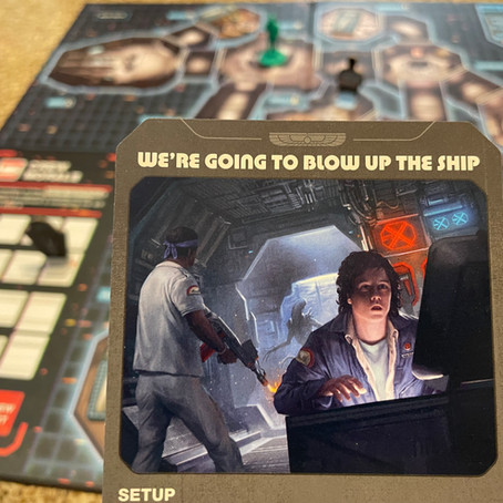 Review: Alien Fate of the Nostromo