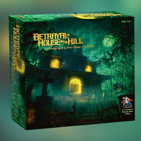 Betrayal at the Flooded House that Should Have Been on a Hill