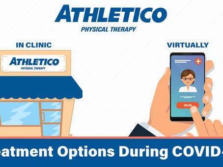 A Note from our sponsor... Athletico