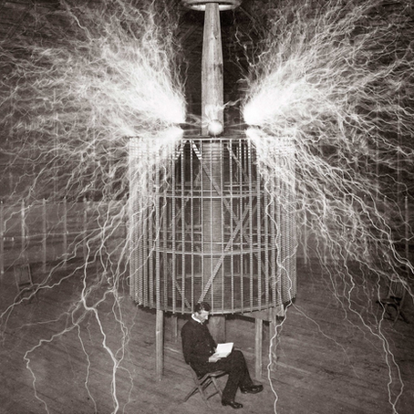 Tesla v Edison v Walker
