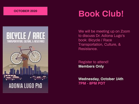 Our First Book Club!