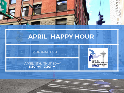 Monthly Happy Hour Series: April