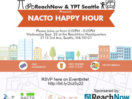 NACTO Happy Hour