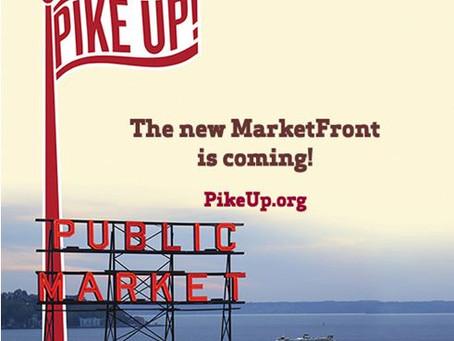 Pike Place Market Expansion Tour