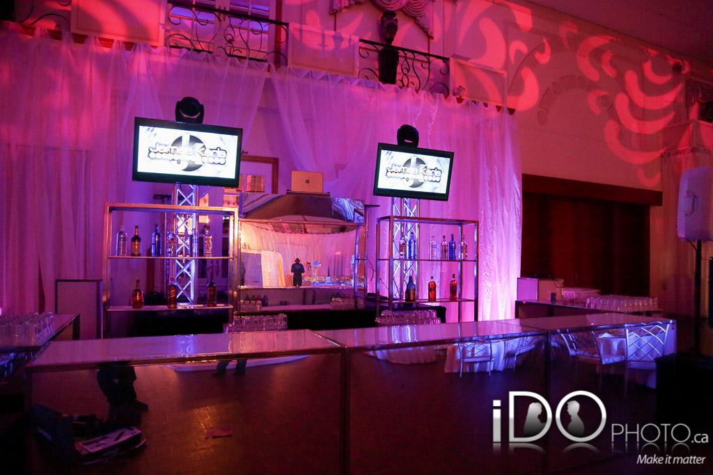 DJ Setup Mirror Bars