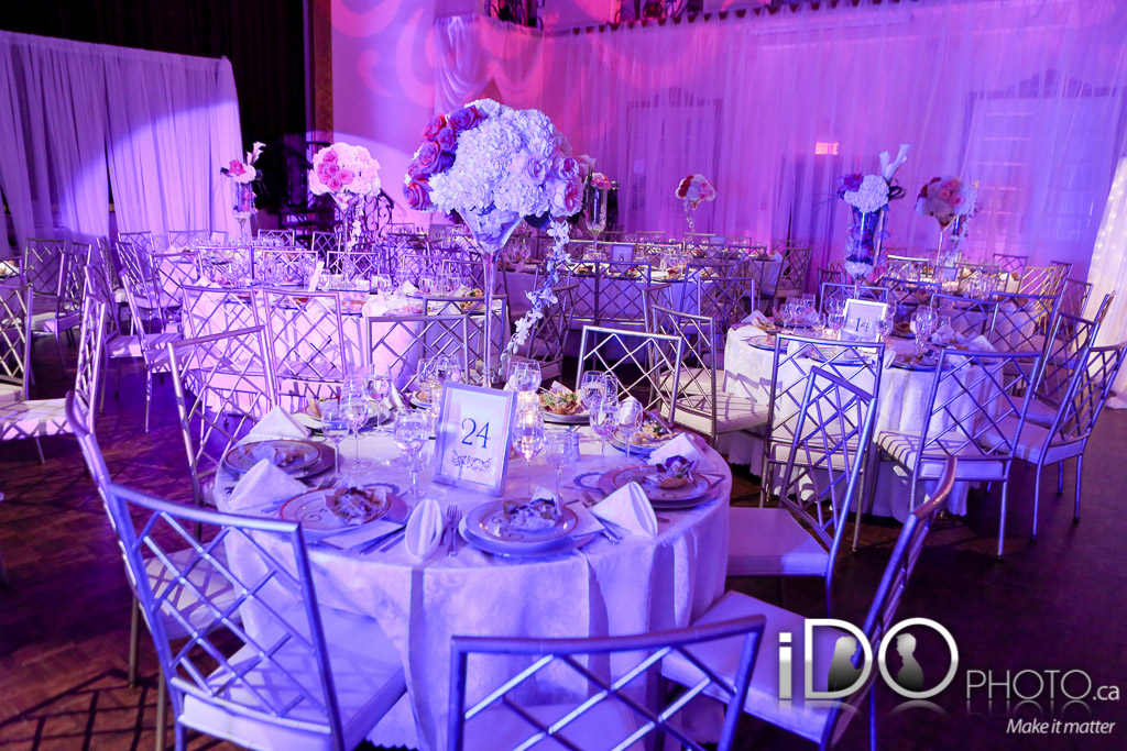 Deco Banquet Hall