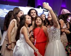 Selfie on Stage