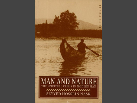 Man and Nature - Seyyed Hossein Nasr