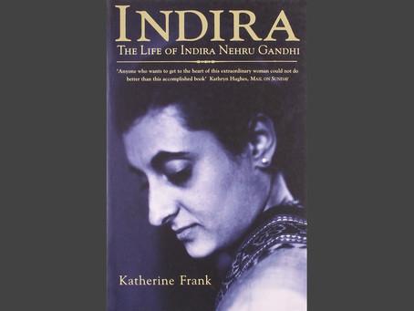 Indira - Katherine Frank