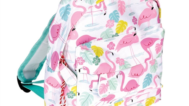 Flamingo Bay Mini Backpack