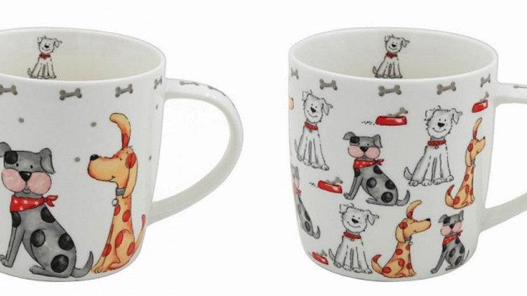 Doggie Mugs