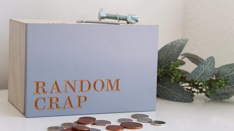 Random Crap box