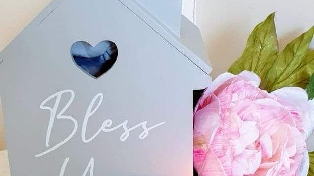 Bless You - Tissue Holder