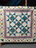 Raffle Quilt at Pineapple Fabric Sale - May 20 - 22