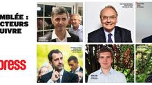 Express : les 6 personnalités à suivre