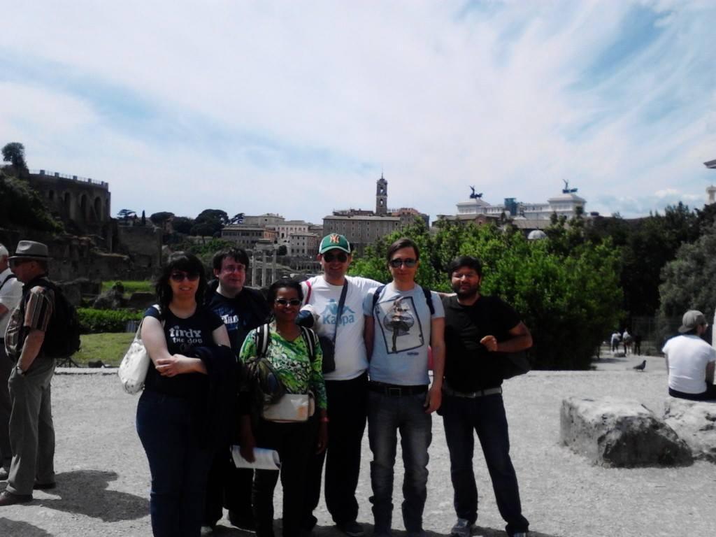foro romano maggio 2014