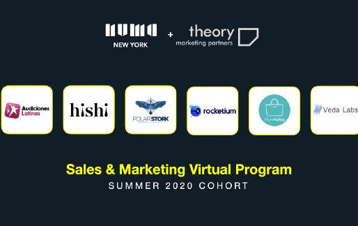 NUMA New York & Theory Marketing Partners Launch A Virtual Sales & Marketing Program for Startups!