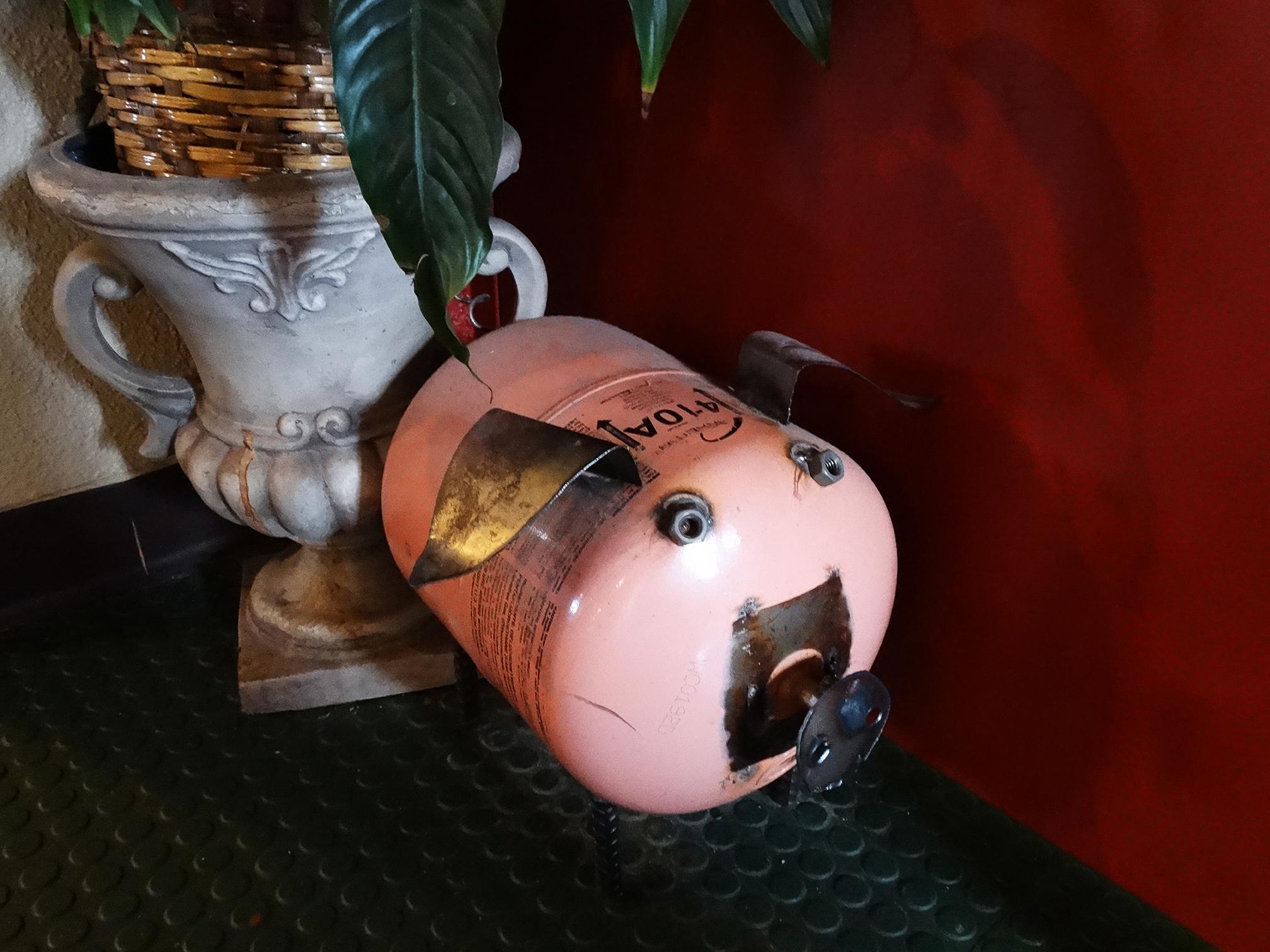 Propane Pig