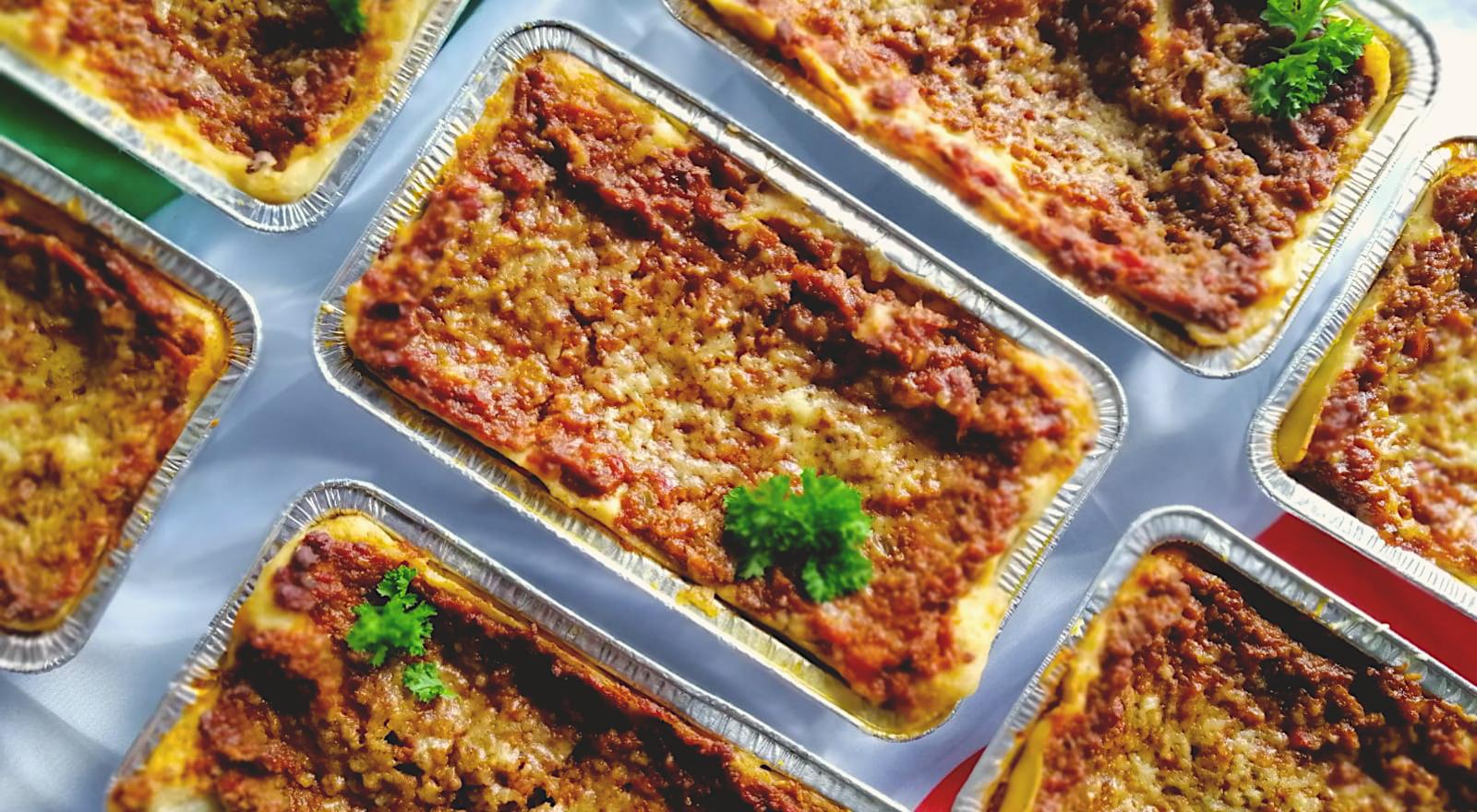 PizzaRoma Lasagne